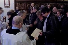 Odnowienie przyrzeczeń małżeńskich w Uroczystość Świętej Rodziny 2017 (11)