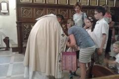 Oktawa Bożego Ciała (15) zakończenie - błogosławieństwo dzieci