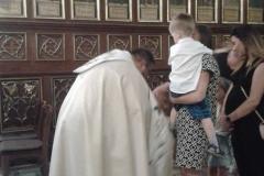 Oktawa Bożego Ciała (18) zakończenie - błogosławieństwo dzieci