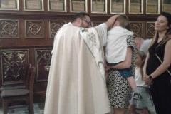Oktawa Bożego Ciała (19) zakończenie - błogosławieństwo dzieci