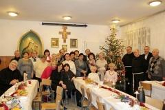 Spotkanie opłatkowe wspólnot parafialnych 2019 (12)