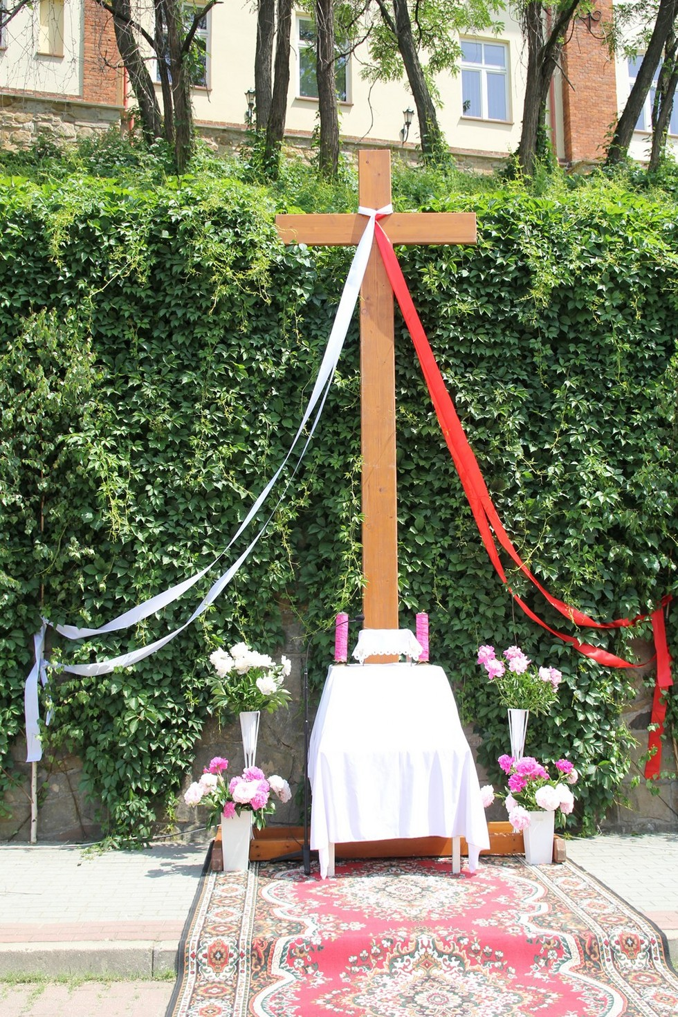Procesja Bożego Ciała ulicami Krosna (14)