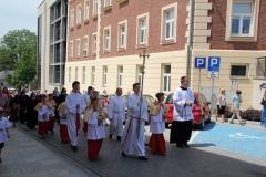 Procesja Bożego Ciała ulicami Krosna (22)
