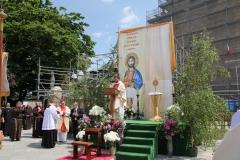 Procesja Bożego Ciała ulicami Krosna (29)
