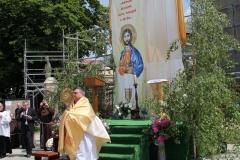 Procesja Bożego Ciała ulicami Krosna (33)