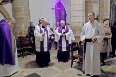 Procesja z modlitwą za zmarłych (3)