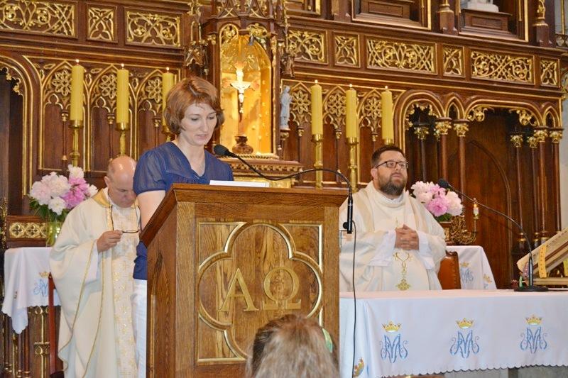 Przedszkole sióstr Józefitek na Mszy Świętej o 11 (18)