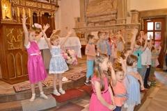 Przedszkole sióstr Józefitek na Mszy Świętej o 11 (21)