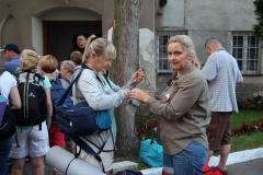 Wyjście 16 pielgrzymi do Kalwarii Pacławskiej (01)
