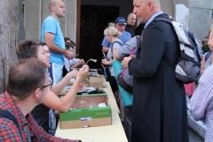 Wyjście 16 pielgrzymi do Kalwarii Pacławskiej (02)