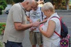 Wyjście 16 pielgrzymi do Kalwarii Pacławskiej (03)