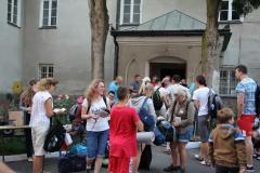 Wyjście 16 pielgrzymi do Kalwarii Pacławskiej (08)