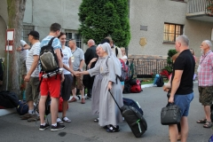 Wyjście 16 pielgrzymi do Kalwarii Pacławskiej (09)