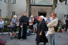 Wyjście 16 pielgrzymi do Kalwarii Pacławskiej (10)