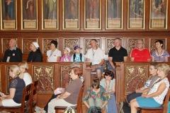 Wyjście 16 pielgrzymi do Kalwarii Pacławskiej (20)