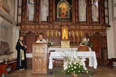 Wyjście 16 pielgrzymi do Kalwarii Pacławskiej (21)