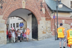 Wyjście 16 pielgrzymi do Kalwarii Pacławskiej (31)