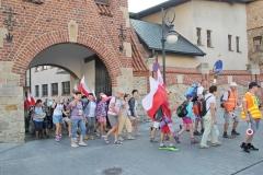 Wyjście 16 pielgrzymi do Kalwarii Pacławskiej (32)