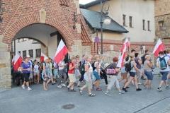 Wyjście 16 pielgrzymi do Kalwarii Pacławskiej (33)