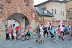 Wyjście 16 pielgrzymi do Kalwarii Pacławskiej (34)