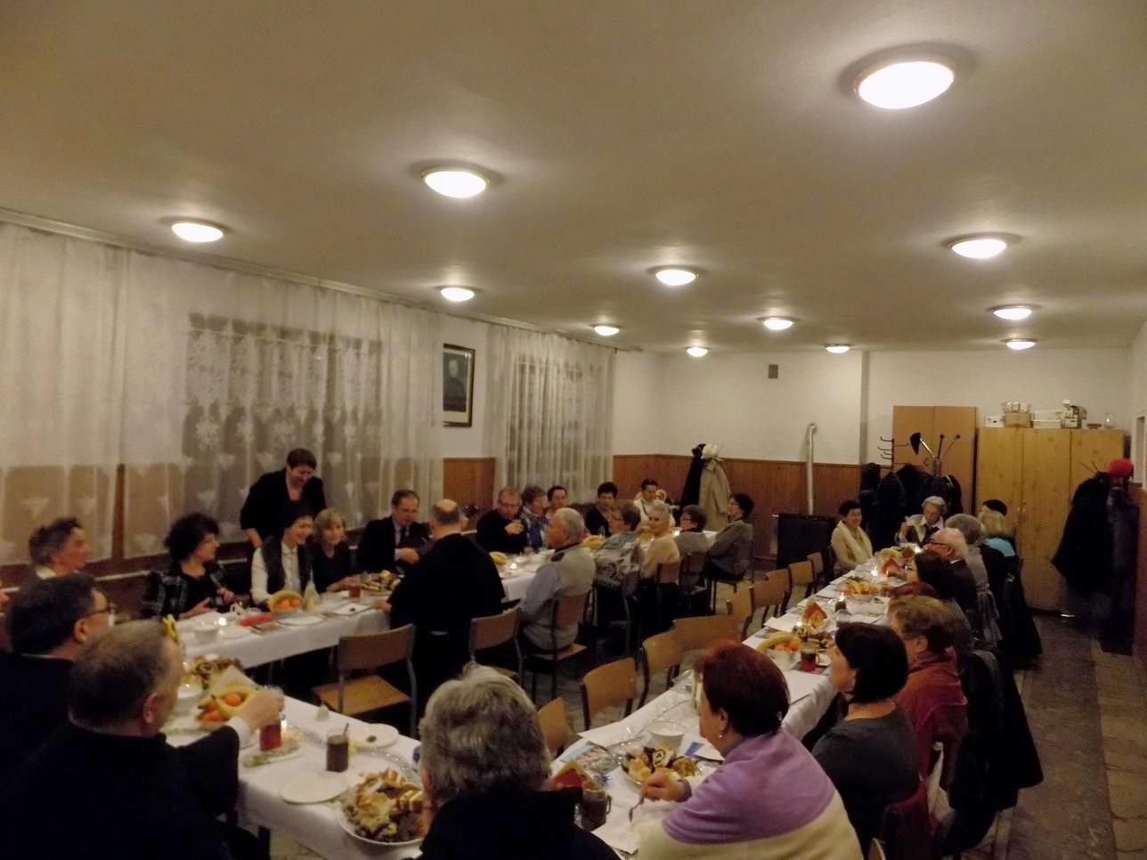 Spotkanie Opłatkowe FZŚ-MI-Żywego Różańca i Kręgu Biblijnego (7)