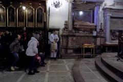Uroczystość Chrystusa Króla Wszechświata- przyjęcie nowych ministrantów (01)