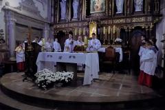 Uroczystość Chrystusa Króla Wszechświata- przyjęcie nowych ministrantów (03)
