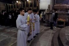 Uroczystość Chrystusa Króla Wszechświata- przyjęcie nowych ministrantów (07)