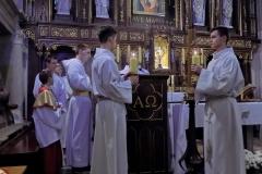Uroczystość Chrystusa Króla Wszechświata- przyjęcie nowych ministrantów (08)