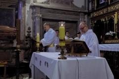Uroczystość Chrystusa Króla Wszechświata- przyjęcie nowych ministrantów (09)