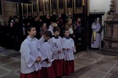 Uroczystość Chrystusa Króla Wszechświata- przyjęcie nowych ministrantów (10)
