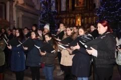 Węgierski chór żeński z miasta Miszkolec (1)