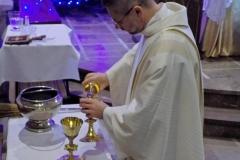 Błogosławieństwo i kosztowanie wian świętego Jana (1)