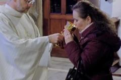 Błogosławieństwo i kosztowanie wian świętego Jana (3)