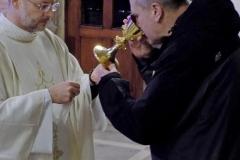 Błogosławieństwo i kosztowanie wina świętego Jana (4)