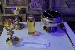 Błogosławieństwo i kosztowanie wina świętego Jana (5)