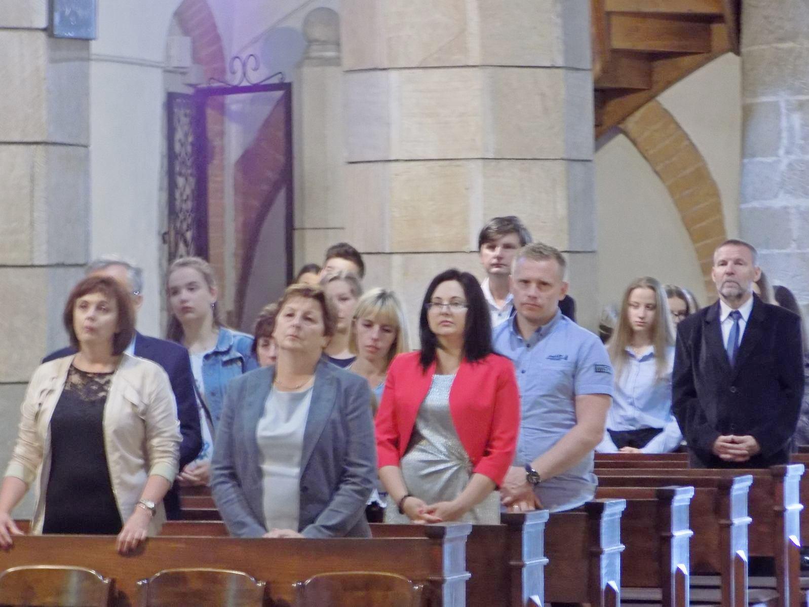 Zakończenie roku szkolnego katolickich szkół z Krosna (3)