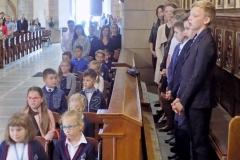 Zakończenie roku szkolnego katolickich szkół z Krosna (4)